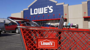 Lowes Credit Card - Lowe's sales letter surge, make money nearly doubles